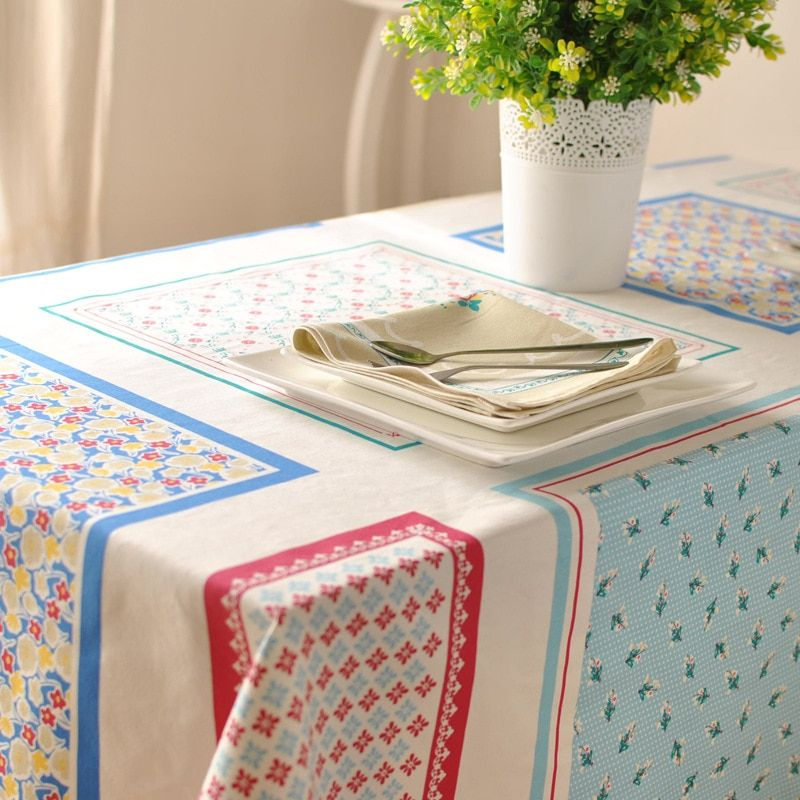 European-style garden fresh tea table cloth table cloth tablecloths tablecloth cafe decorative cloth factory outlets