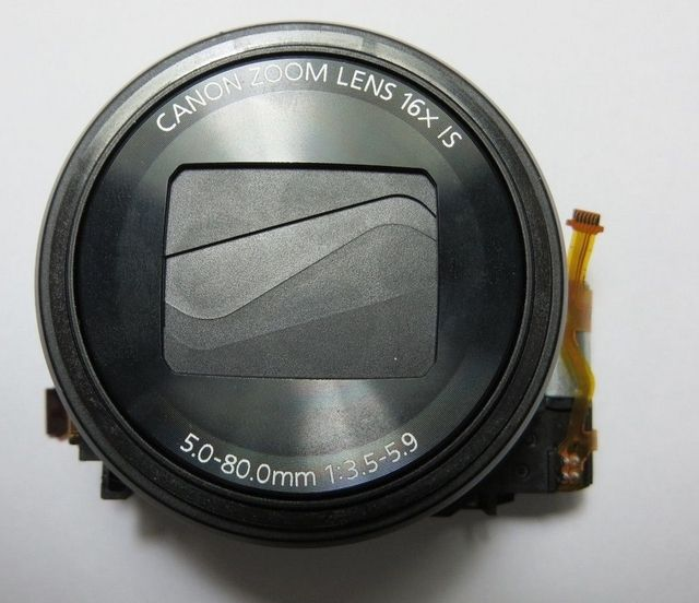 Free shipping Zoom Lens Assembly Unit Replacement Repair for Canon SX160