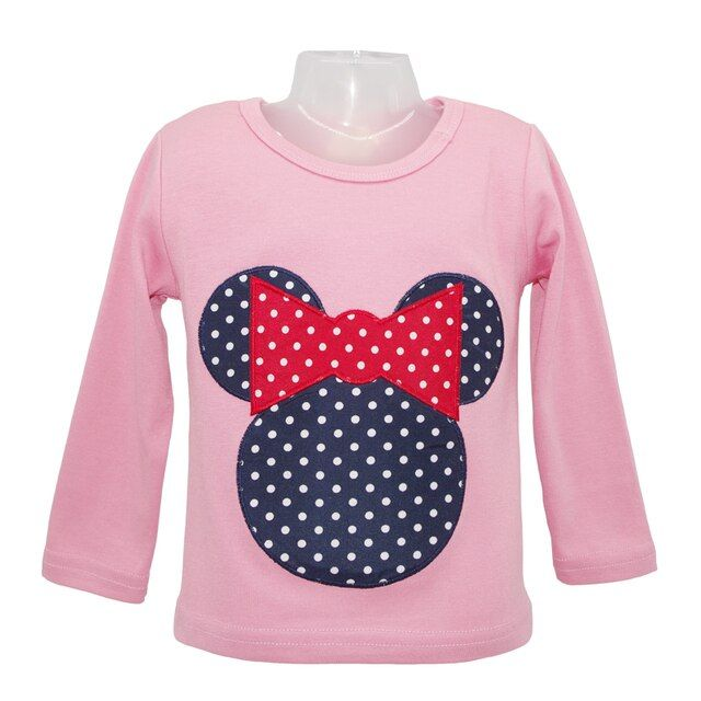 New 2016 children t shirts, Hitz cotton long sleeve boys and girls T-shirts, Hot sale pattern, cute round neck pullovers