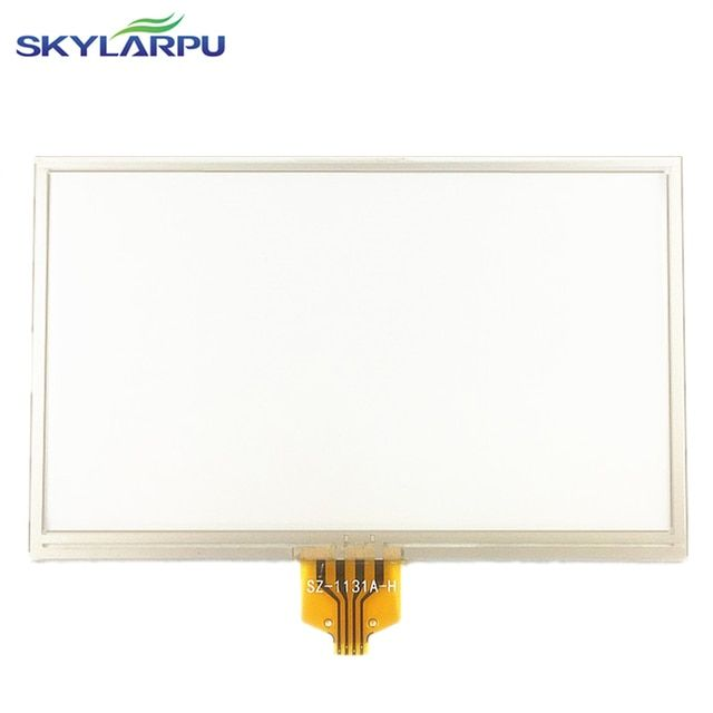 skylarpu 10pcs New 4.3-inch Touch screen for TomTom XL IQ Live V2 XL 310 IQ Routes GPS Touch screen digitizer panel replacement