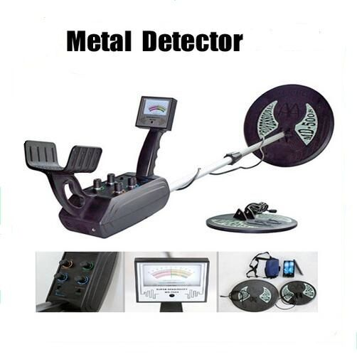 Underground Search Metal Detectors Long Distance 3.5M Professional Gold Digger Treasure Hunter MD-5008 Double Coils