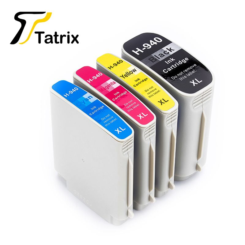 With Chip HP940XL HP940 Ink Cartridge for HP 940XL (940 XL)  For HP OfficeJet Pro 8000 8500a 8500