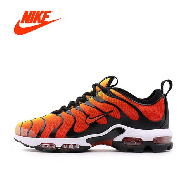 New Arrival Original Authentic NIKE AIR MAX PLUS TN ULTRA Breathable Men's Running Shoes Sports Sneakers