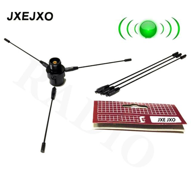JXEJXO New Black for NAGOYA for  RE-02 Mobile Antenna Ground UHF-F 10-1300MHz For Car Radio for KENWOOD MOTOROLA YAESU ICOM