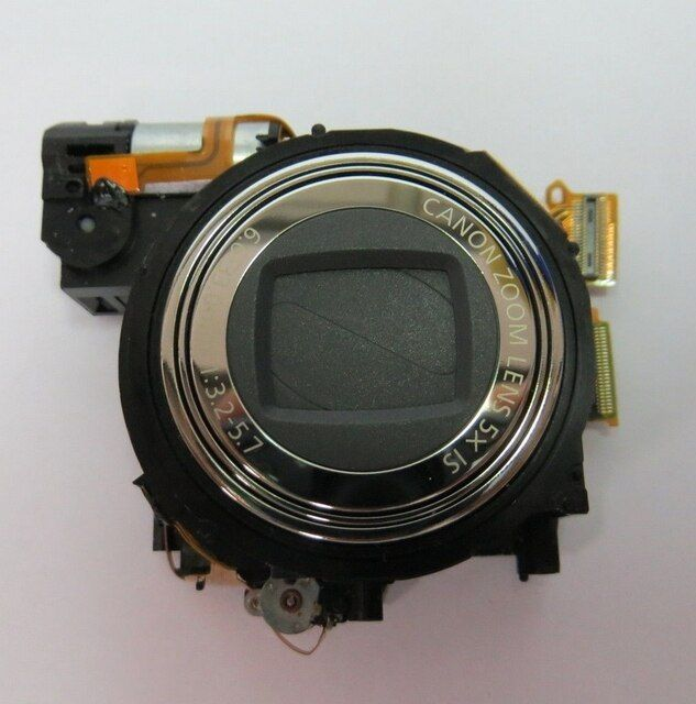 Free shipping Zoom Lens Assembly Unit Replacement Repair for Canon ixus970