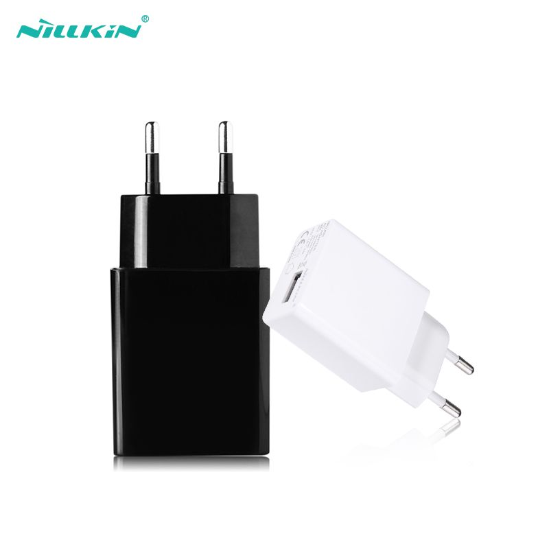 Nillkin USB Charger 2A Top fast Mobile Phone Charger USB Phone Charger adapter Wall Plug for iPhone X/8 For Xiaomi For Samsung