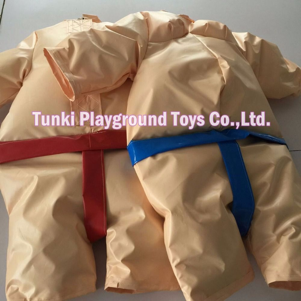 Inflatable Padded Wrestling Sumo Costume Suit