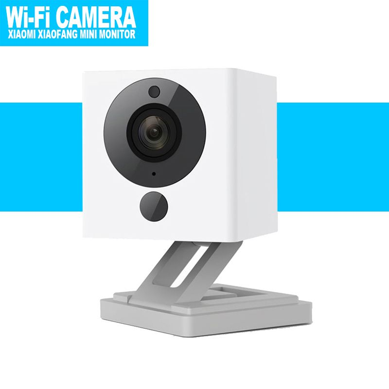 Fashion MiNi Camera Brand New 1080P HD Night Vision WiFi Monitor Smart Camera Mini Little Small Square Monitor