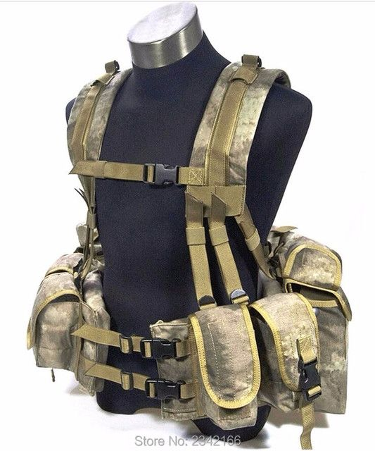 Hot Saling  genuine MOLLE Flyye 1195j SEALs Floating Harness Military Tactical Vest FY-VT-C012