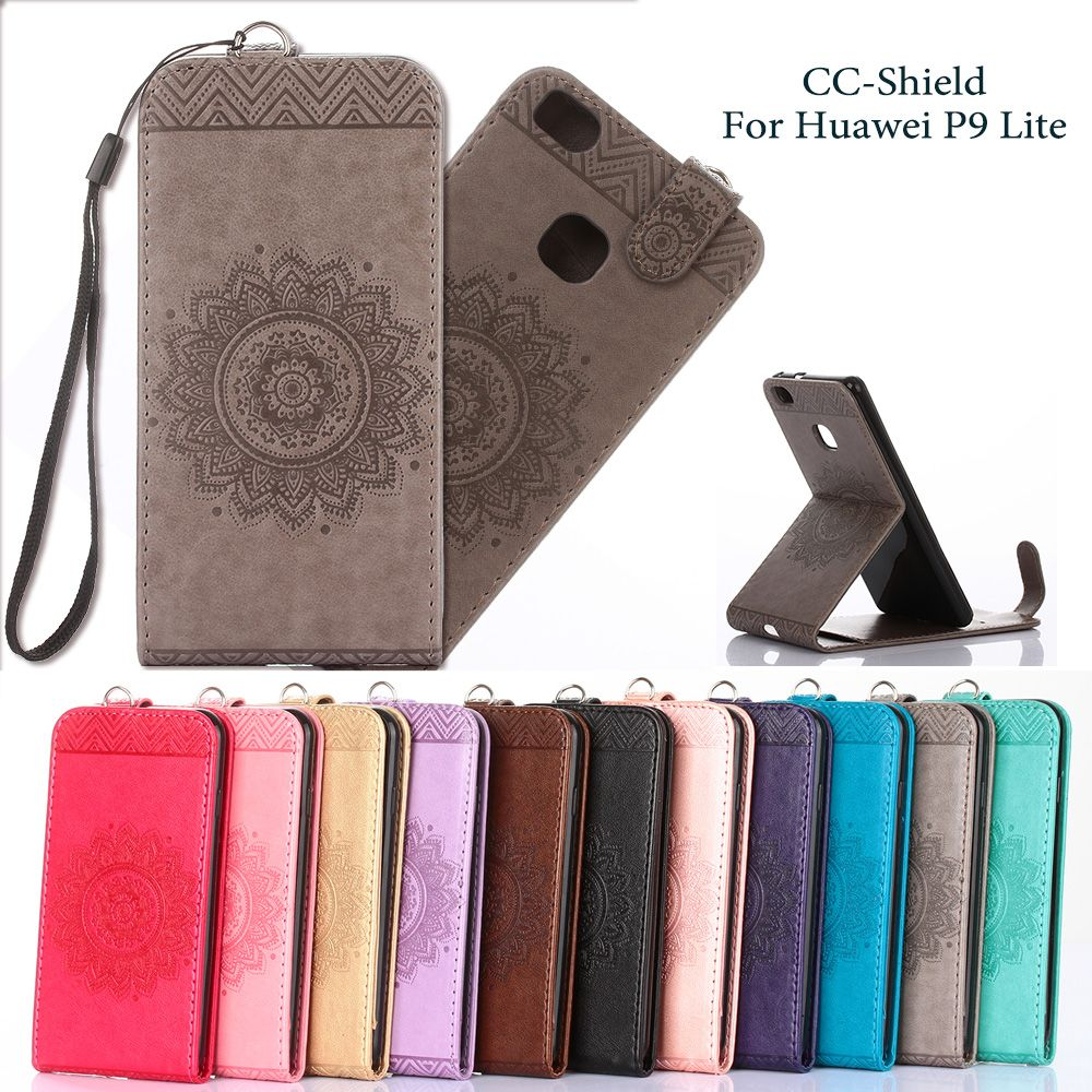 Flip Case for Huawei P9 Lite P 9 Lite VNS-L21 VNS-L31 VNS-L52 Case Phone Leather Cover for Huawei VNS L21 L31 P9lite L52 Cases