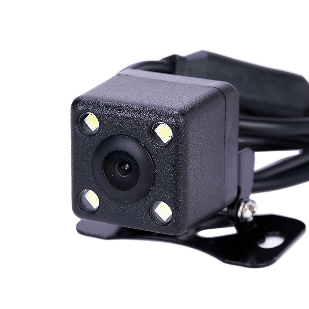 HIZPO HD Car Rear Camera Backup Rearview Reversing Reverse Camera Butterfly Design Front Rear View Camera For Cars