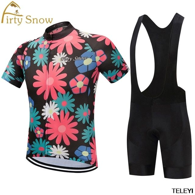 New Brand Team Bicycle Bike jersey Firty snow Anniversary Special Edition 2018 Summer Men Cycling Jerseys Clothing Set