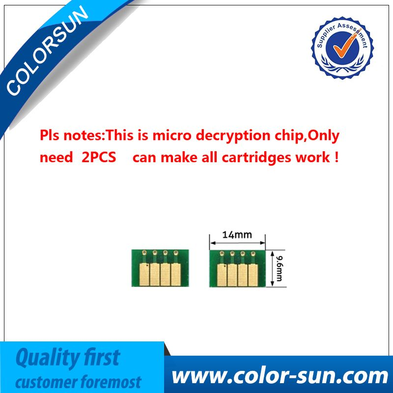 For HP70 Auto Reset chip For HP 70 z2100 z5200 z5400 C9451A C9390A C9448A Ink Cartridge Chips