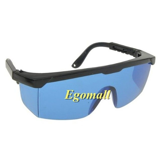 5 Pieces/ lot Laser Protective Glasses Safety Goggle for Green/Blue Lasers Best Eye Protection