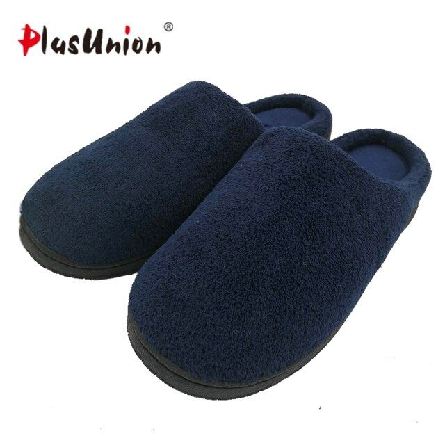 indoor slippers winter solid adult furry rihanna warm house home shoes with fur men faux plush slippers designer autumn chinelos
