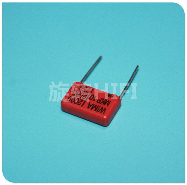 2018 hot sale 20PCS WIMA MKP10 2000PF 2NF 202/2000V new fever coupling capacitor P15 free shipping