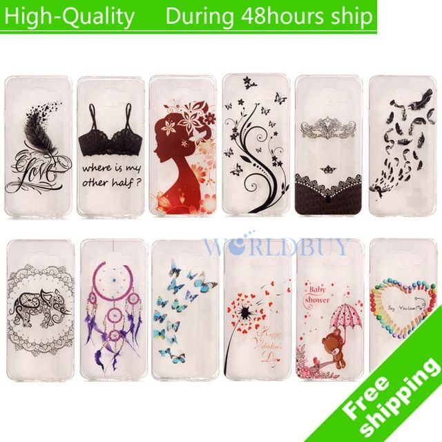 "For Asus Zenfone 2 lazer ZE500KL 5.0"" TPU soft painting styles special phone back cover transparent protect skin shell"