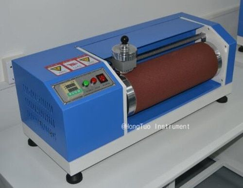 Professional Supplier DIN Leather Abrasion Resistance Testing Machine / Tester Best Quality