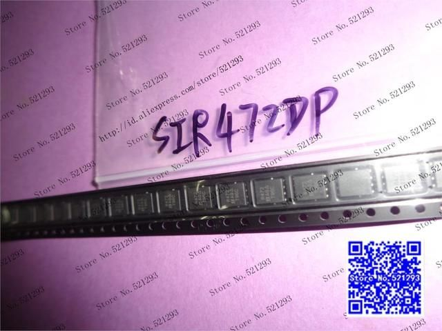 Original SIR472DP SIR472 R472 QFN 40PCS/LOT in Stock