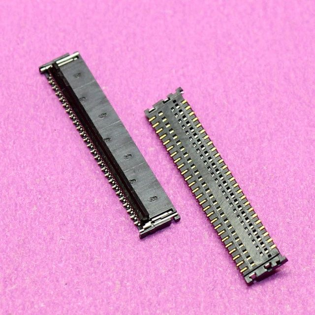 YuXi Brand new for iPad 3 4 LCD display screen FPC connector 51 PIN on motherboard