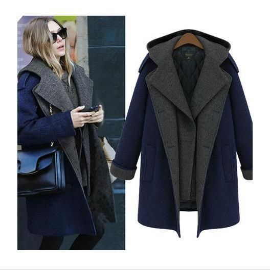 Hot fashion women jacket winter coat M0018