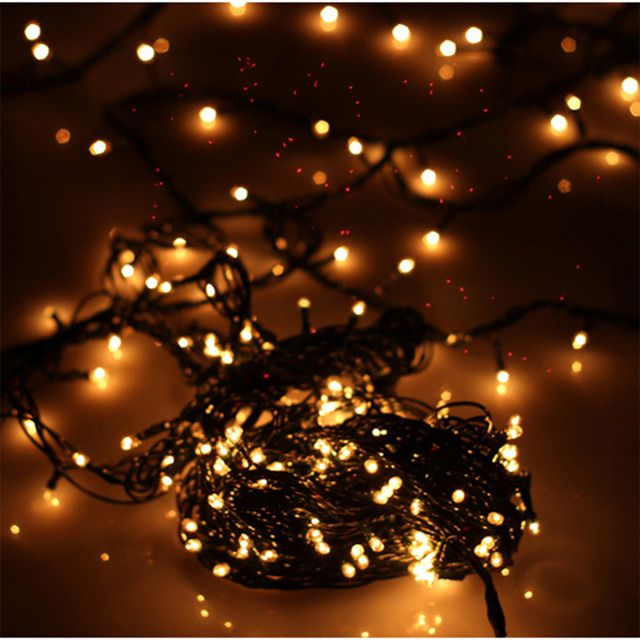 New Year Garden Xmas Wedding Party Christmas Decoration 4.5m Droop 0.3-0.5m Curtain Icicle String Led Lights AC220V For Outdoor