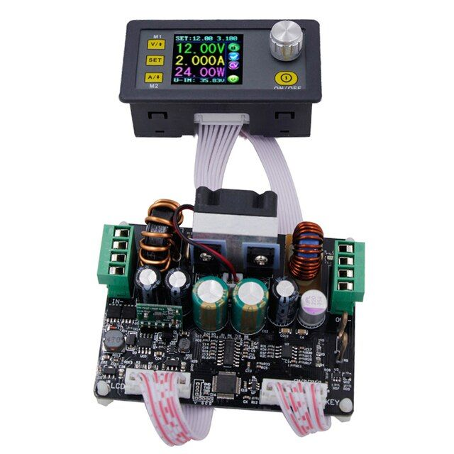 DPH3205  Constant Voltage current Programmable digital control Power Supply color LCD voltmeter Ammeter 160W 10% off