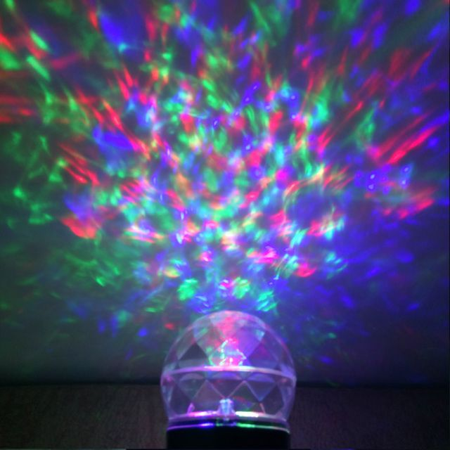 Hot Sale Light Show LED Ultra-Bright Multi-Colored Projection Kaleidoscope Outdoor Christmas Spotlight