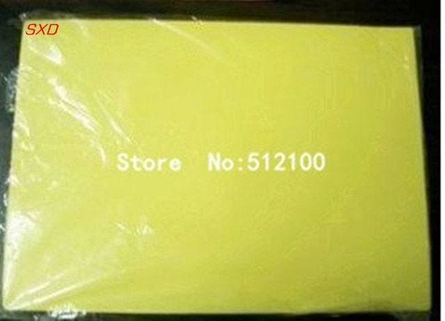 New Free shipping 100 Sheets A4 Laser Toner Transfer Paper for Heat Iron PCB Prototype