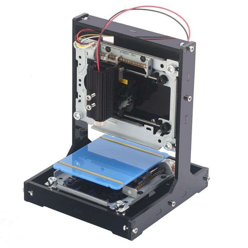 500mW small laser cutting machine / laser cutting machine / mini laser engraver  LG084