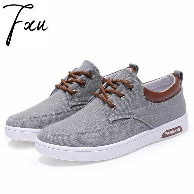 New 2016 Top Fashion brand man footwear Canvas men's shoes For Men,Daily casual shoes summer Breathable man's shoes Freeshipping