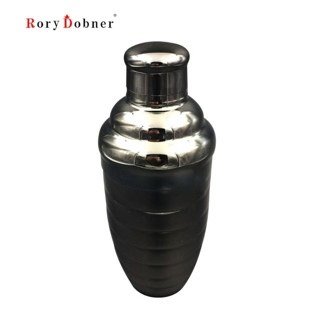 Shaker 520 ML Bar Cocktail Tools Wine Mixer For Barware Household Boston Stainless Steel Snow Cup Cocktail Mixer J914