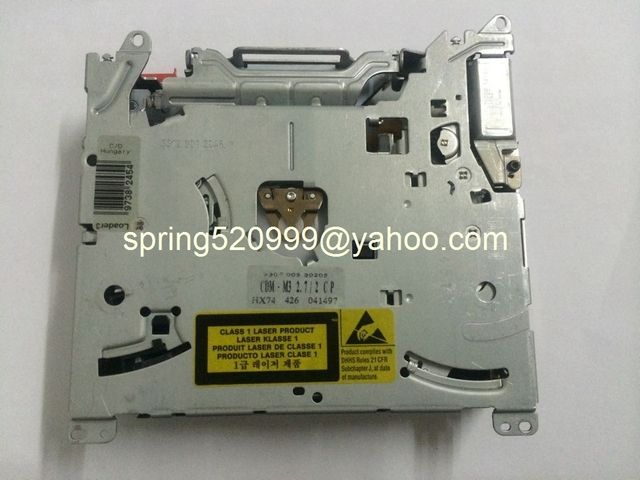 100%Brand new PLDS CD mechanism loader CDM-M3 2.7/2 Deck for  BMNW car navagation radio CD radio systems