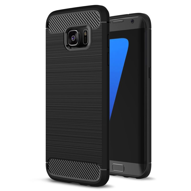 Hybrid TPU Armor Silicon Case For Samsung Galaxy A3 A5 A7 2017 J5 2016 J7 S6 S7 Edge S8 Plus Grand Prime Soft TPU Back Cover