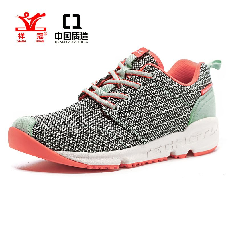 Original XiangGuan Womens  Running Shoes Sneakers For Women Sport Breathable Trail Running Run Shoes Woman Sneaker