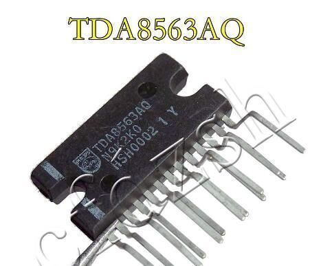 TDA8563AQ TDA8563Q  integrated circuit