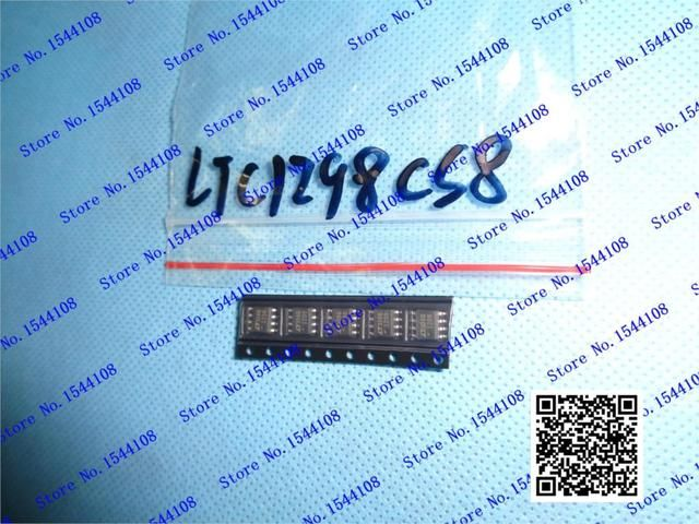 FREE SHIPPING 1298 LTC1298 LTC1298CS8 SOP8 5PCS in Stock