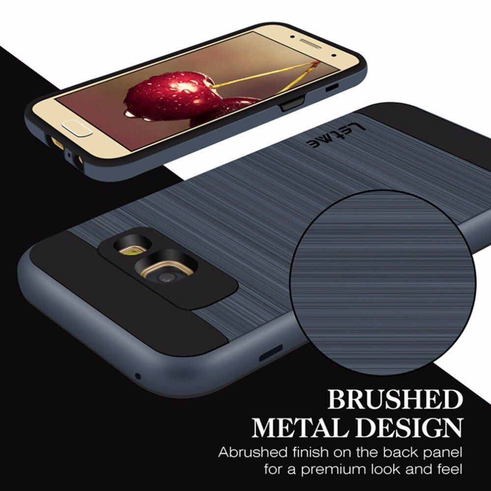 Silicone+PC Case For Samsung Galaxy A5 2016 A510F 2017 Shockproof Case Fashion Hybrid Armor Back Cover Cases For Samsung A5 2016