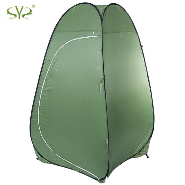 SHENGYUAN Outdoor Dressing changing Toilet Tent auto open portable camping beach Bath shower privacy photo lightweight tenda