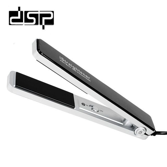 DSP Professional Hair Straightener Straightening Iron Ceramic Hair Straightener Hair Curler New Fashion Ultra-thin