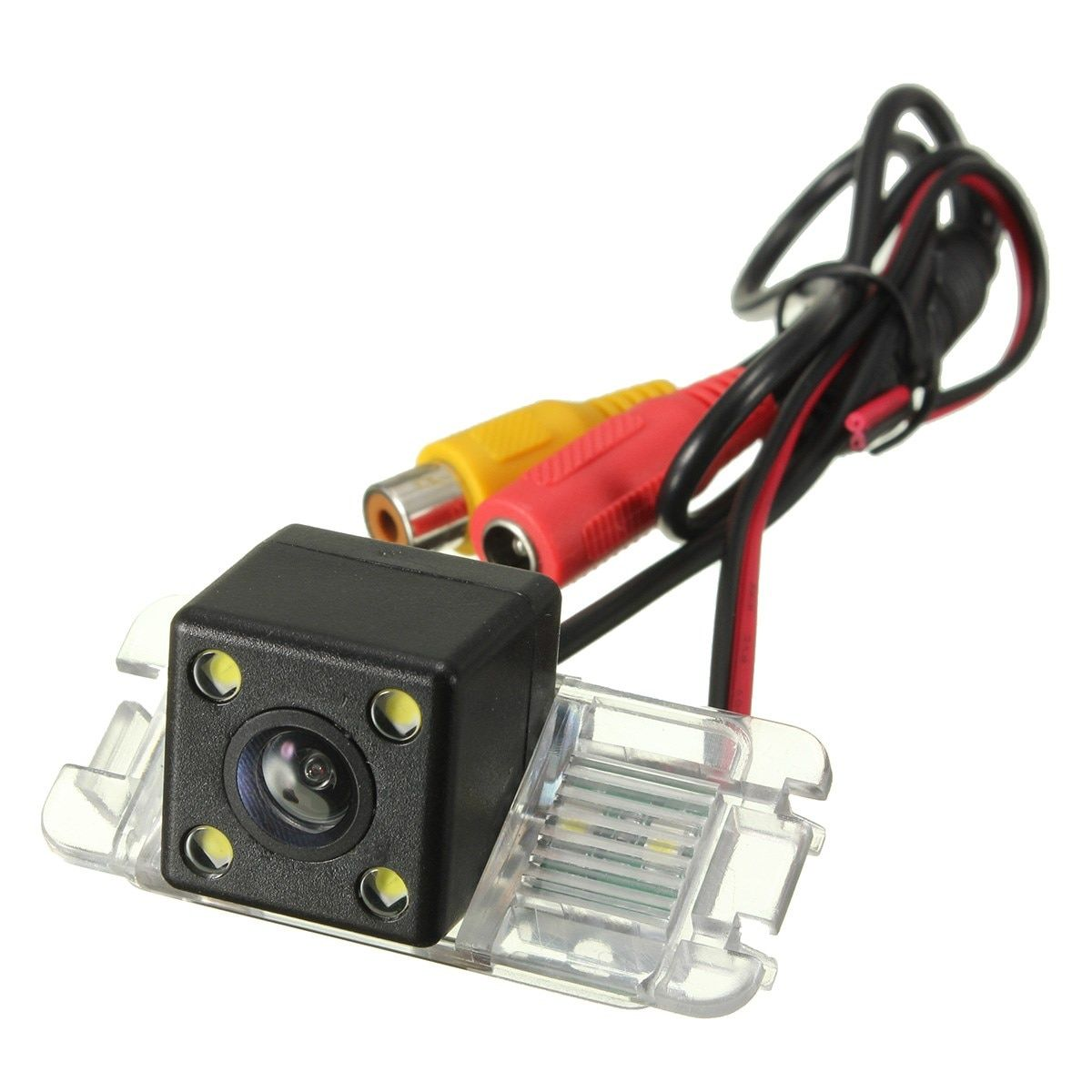 CCD Car Rear View Reverse backup Camera Rearview Reversing Parking Camera For Ford Mondeo/Ford/Focus 2/Fiesta/S Max 08-11
