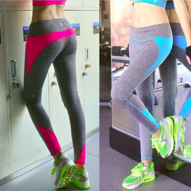 New 2015 Good Quality Women Leggings Girls Bodybuilding Surper stretch slimming Legging Fitness Trousers Leggins