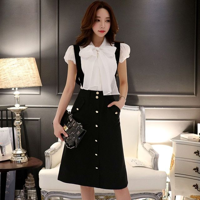 Original 2016 Brand Saias British Style Summer Buttons Fashion Casual Long Knee Length Slim Waist Skirts Women Wholesale