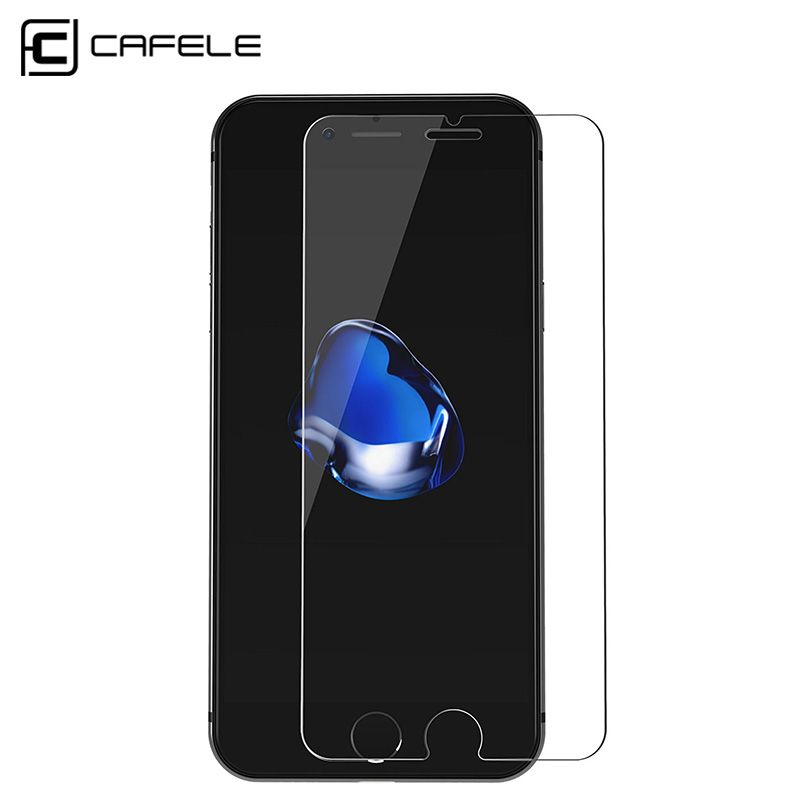 CAFELE HD Clear Tempered Glass for iPhone 11 pro MAX 7 7Plus 6 6s 6 Plus X XS MAX XR Glass Screen Protector Protective Film