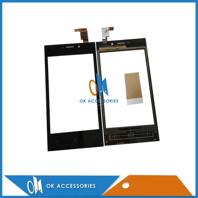 For Highscreen Zera F rev.S Touch Screen Digitizer High Quality 1PC/Lot With Free Adhesive Tape