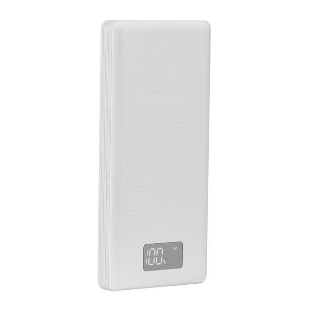 20000mAOriginal PINENG PNW - 969 Dual USB Charging Portable Power Bank Battery Charger with Built-in Li-Polymer Battery