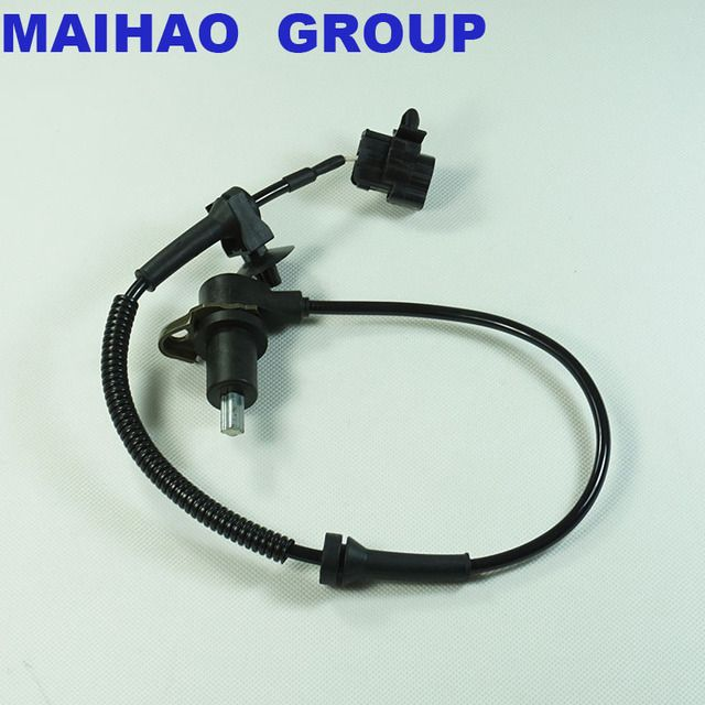 Free Shipping ABS Wheel Speed Sensor Rear Right  96473224 96200001 95996130 ALS477 For Chevrolet Aveo Lova Sprak Pontiac Wave G3