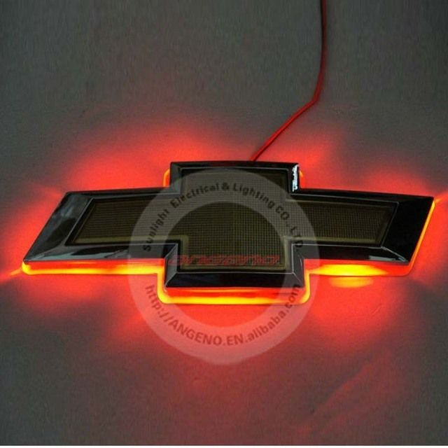 led tail light whith original  emblem FOR CRUZE AVEO