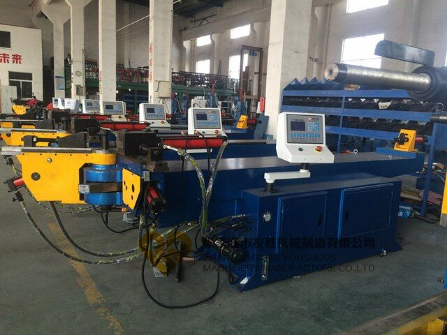DW-63NC pipe bending machine
