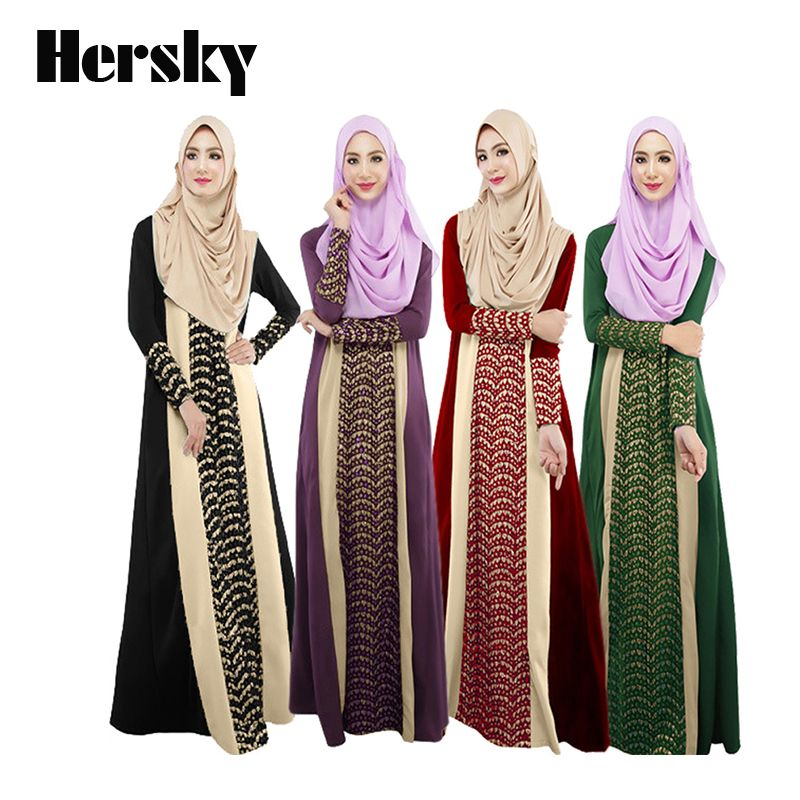 Turkey Dubai Abaya Muslim Women Dress Pictures Clothing Islamic Black Abayas Dresses Turkish Robe Musulmane Plus Size XXL Kaftan